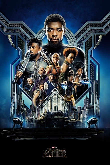 DVD 12 Black Panther
