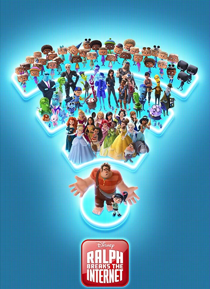 PG Ralph Breaks the Internet